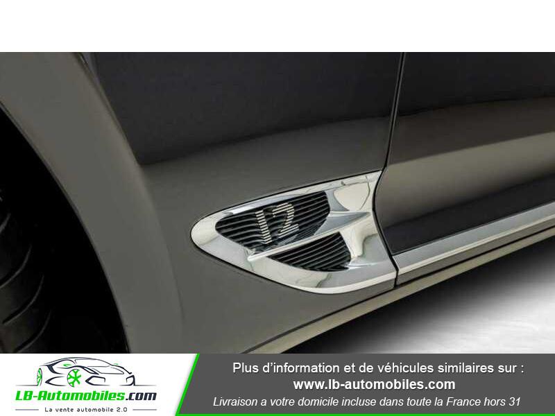 Bentley CONTINENTAL GT W12 6.0 635 ch BVA Noir occasion à Beaupuy - photo n°15