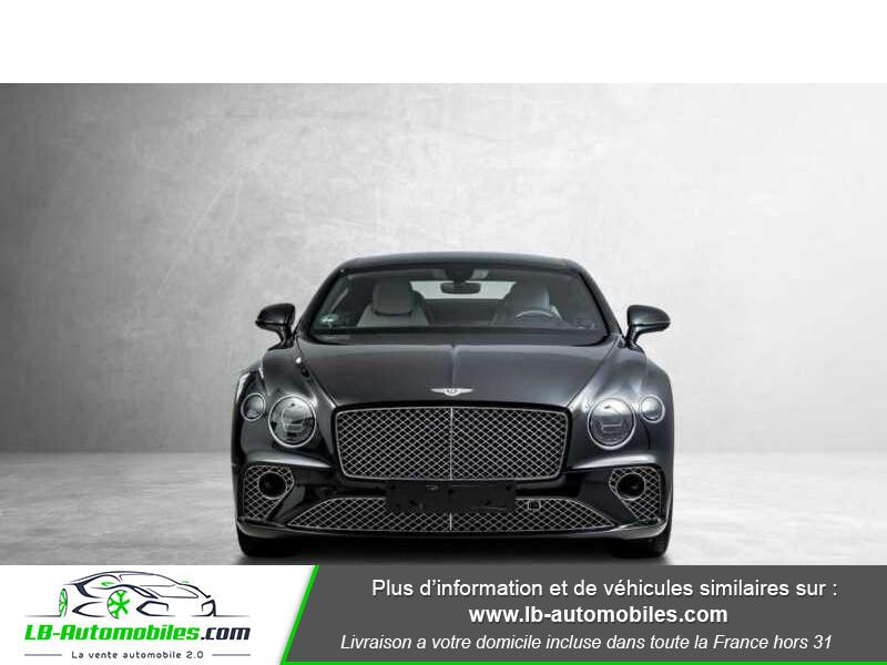 Bentley CONTINENTAL GT W12 6.0 635 ch BVA Noir occasion à Beaupuy - photo n°11