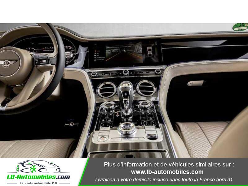 Bentley CONTINENTAL GT W12 6.0 635 ch BVA Noir occasion à Beaupuy - photo n°2