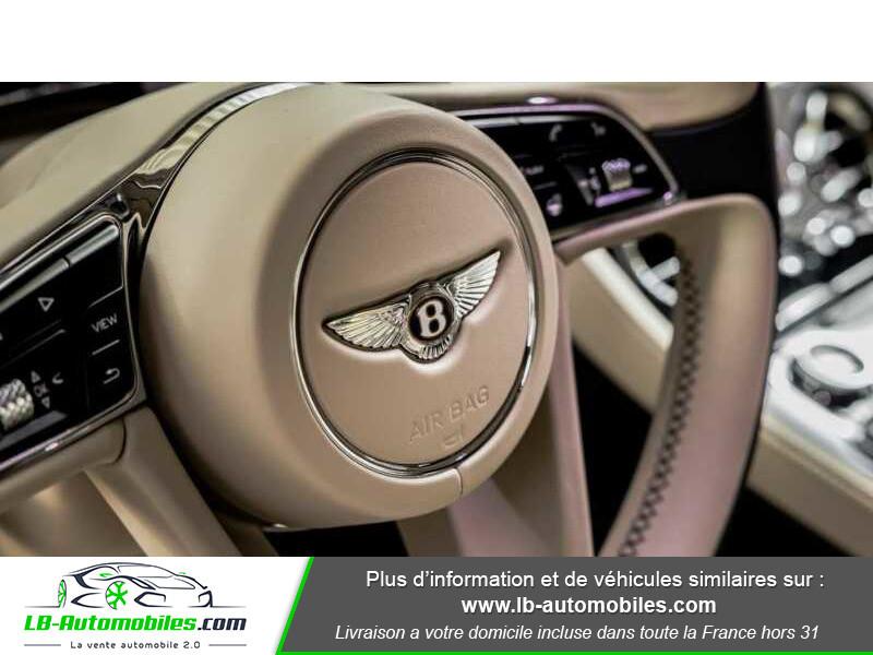 Bentley CONTINENTAL GT W12 6.0 635 ch BVA Noir occasion à Beaupuy - photo n°18
