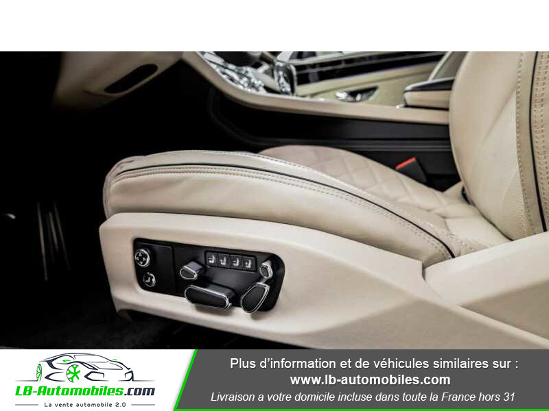 Bentley CONTINENTAL GT W12 6.0 635 ch BVA Noir occasion à Beaupuy - photo n°6