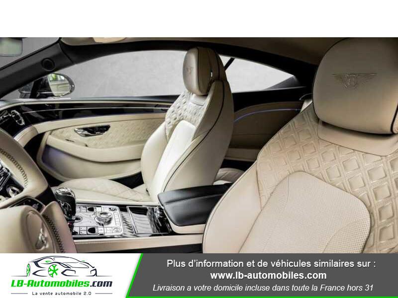 Bentley CONTINENTAL GT W12 6.0 635 ch BVA Noir occasion à Beaupuy - photo n°4