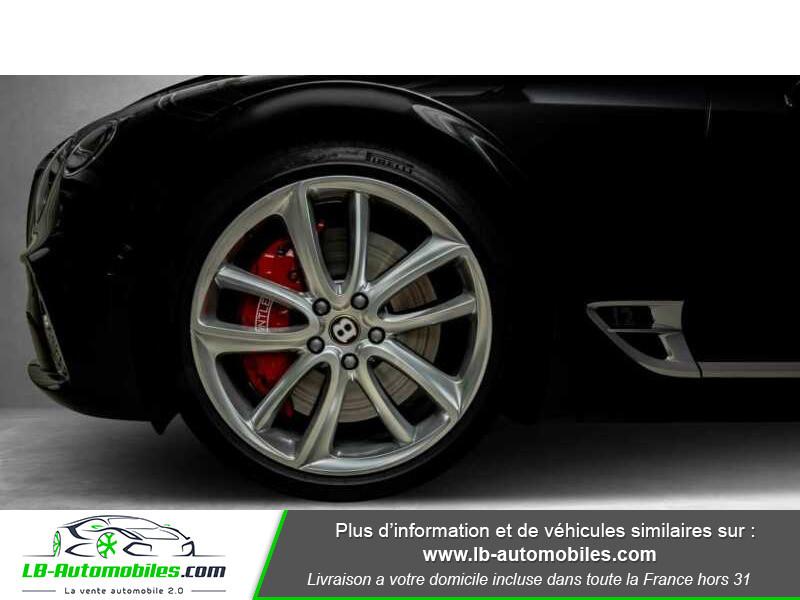 Bentley CONTINENTAL GT W12 6.0 635 ch BVA Noir occasion à Beaupuy - photo n°14