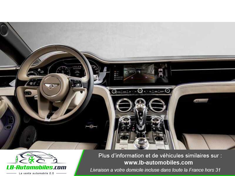 Bentley CONTINENTAL GT W12 6.0 635 ch BVA Noir occasion à Beaupuy - photo n°9