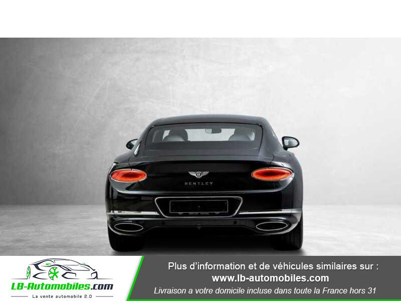 Bentley CONTINENTAL GT W12 6.0 635 ch BVA Noir occasion à Beaupuy - photo n°12