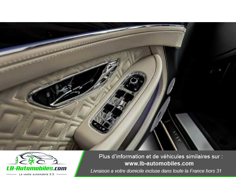 Bentley CONTINENTAL GT W12 6.0 635 ch BVA Noir occasion à Beaupuy - photo n°7