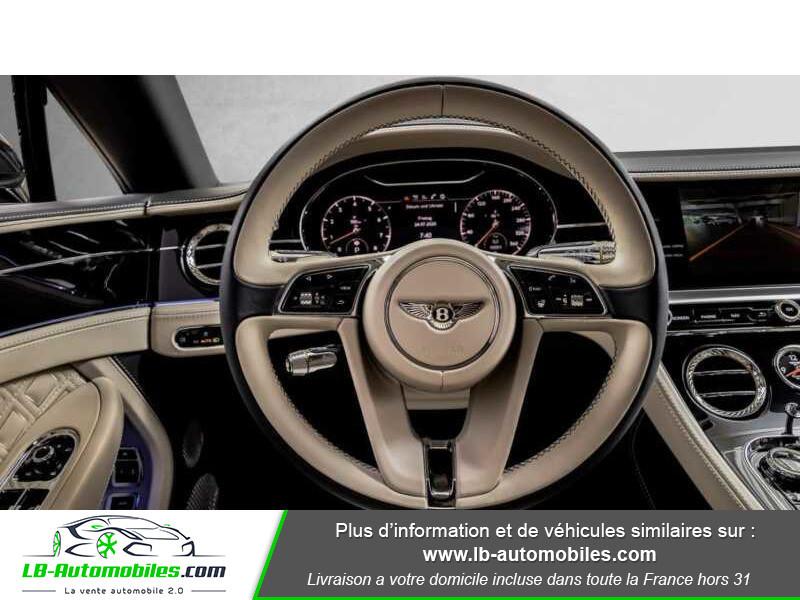Bentley CONTINENTAL GT W12 6.0 635 ch BVA Noir occasion à Beaupuy - photo n°17