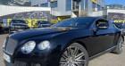 Bentley CONTINENTAL GT W12 6.0 SPEED Noir à VOREPPE 38