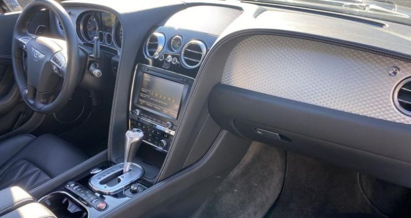 Bentley CONTINENTAL GT W12 6.0 SPEED Noir occasion à VOREPPE - photo n°5