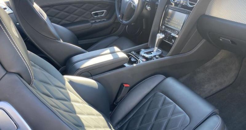 Bentley CONTINENTAL GT W12 6.0 SPEED Noir occasion à VOREPPE - photo n°4