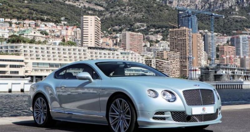 Bentley CONTINENTAL GT W12 6.0 Speed  occasion à Monaco - photo n°3