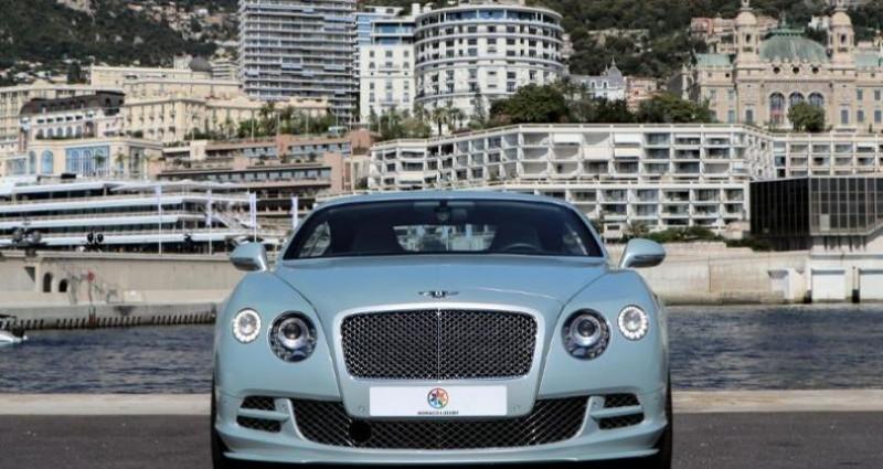 Bentley CONTINENTAL GT W12 6.0 Speed  occasion à Monaco - photo n°2