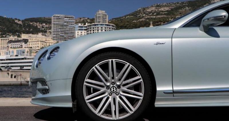 Bentley CONTINENTAL GT W12 6.0 Speed  occasion à Monaco - photo n°7