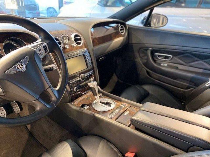 Bentley CONTINENTAL GT W12 Speed 610 ch Noir occasion à BEAUPUY - photo n°4