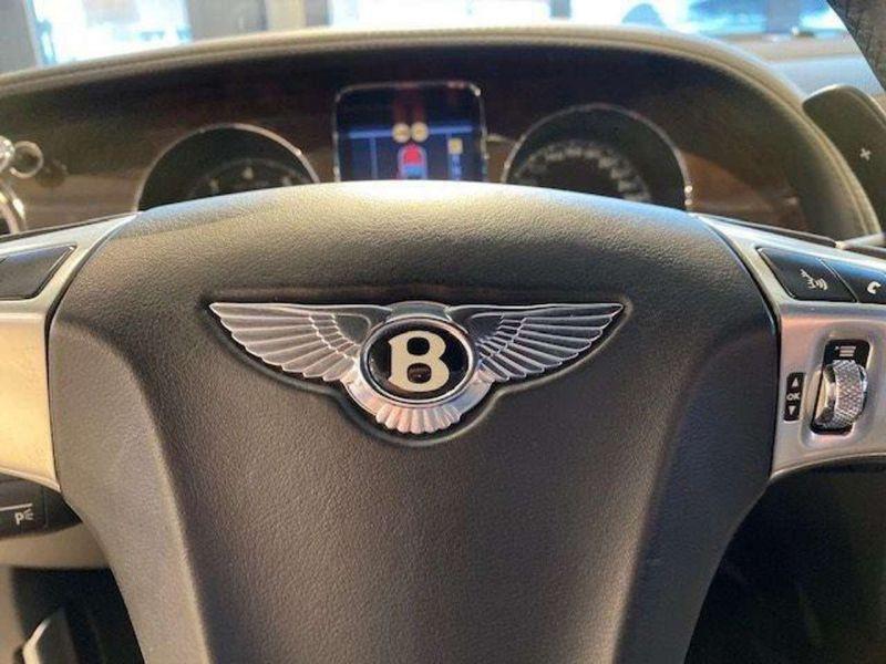 Bentley CONTINENTAL GT W12 Speed 610 ch Noir occasion à BEAUPUY - photo n°6