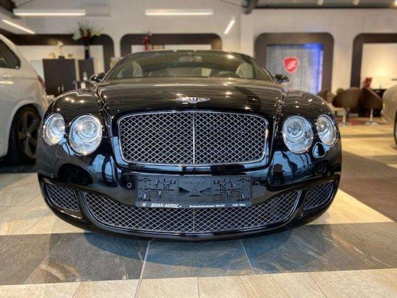 Bentley CONTINENTAL GT W12 Speed 610 ch Noir occasion à BEAUPUY - photo n°9