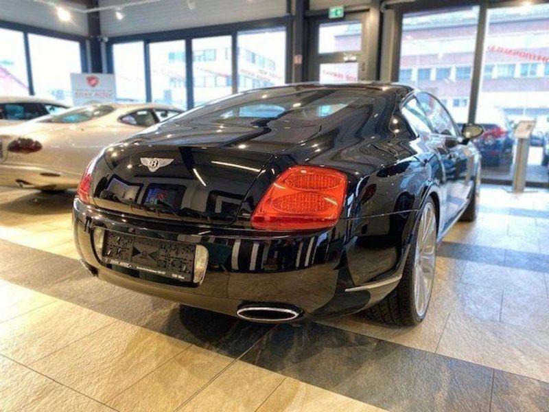 Bentley CONTINENTAL GT W12 Speed 610 ch Noir occasion à BEAUPUY - photo n°3