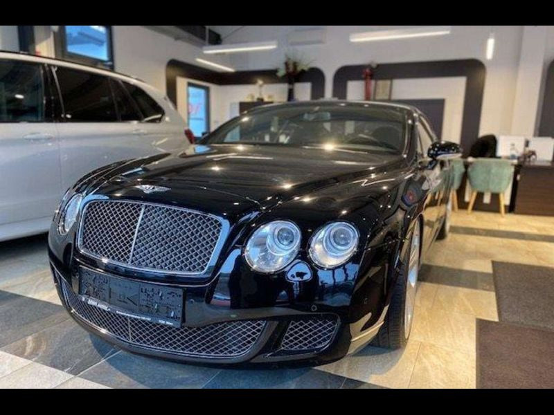 Bentley CONTINENTAL GT W12 Speed 610 ch Noir occasion à BEAUPUY