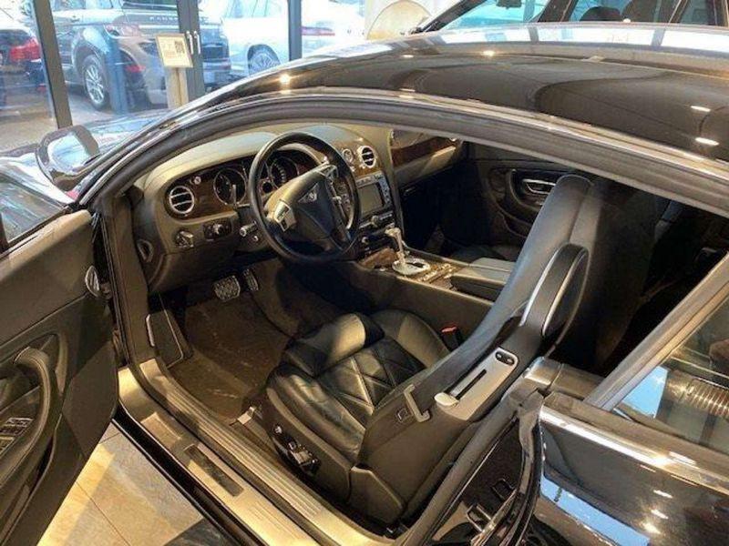 Bentley CONTINENTAL GT W12 Speed 610 ch Noir occasion à BEAUPUY - photo n°2