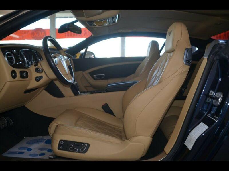 Bentley CONTINENTAL GT W12 Speed 610 ch Bleu occasion à BEAUPUY - photo n°5