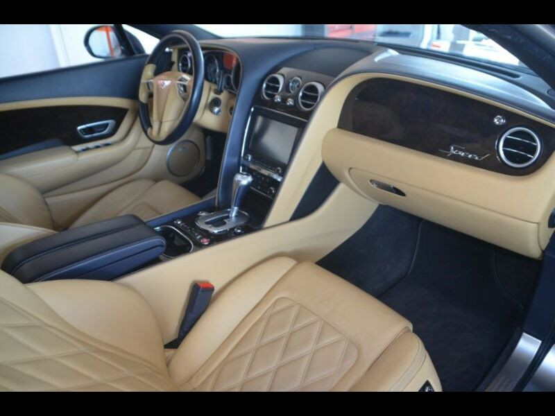 Bentley CONTINENTAL GT W12 Speed 610 ch Bleu occasion à BEAUPUY - photo n°7