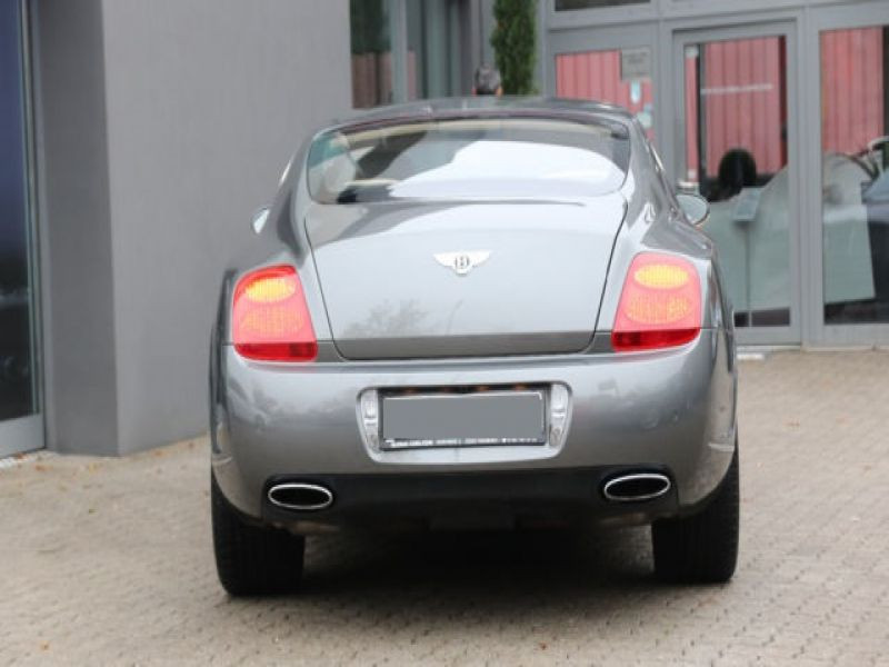 Bentley CONTINENTAL GT W12 Speed 610 ch Gris occasion à BEAUPUY - photo n°7