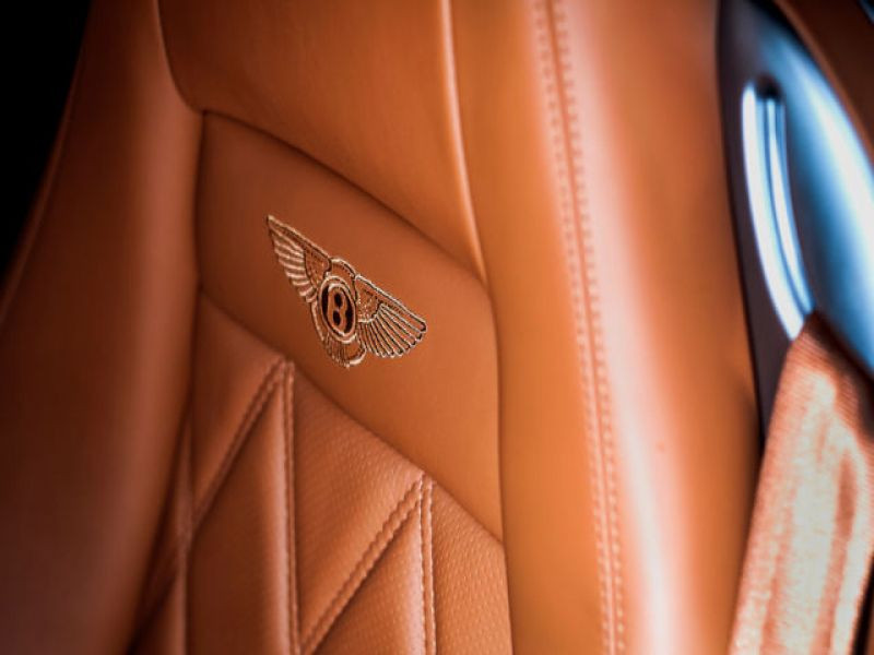 Bentley CONTINENTAL GT W12 Speed 610 ch Bleu occasion à BEAUPUY - photo n°6