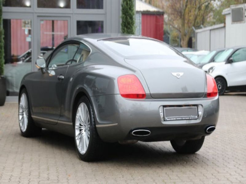 Bentley CONTINENTAL GT W12 Speed 610 ch Gris occasion à BEAUPUY - photo n°2