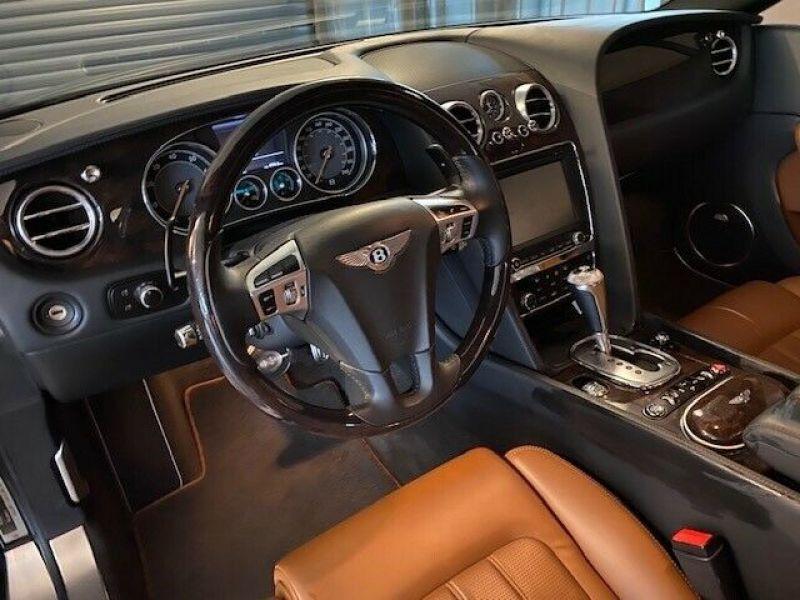Bentley CONTINENTAL GT W12 Noir occasion à BEAUPUY - photo n°7