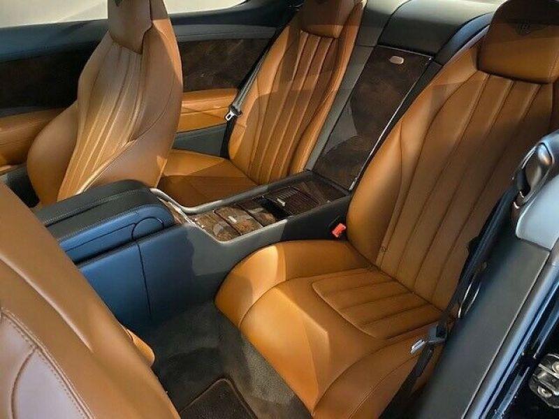 Bentley CONTINENTAL GT W12 Noir occasion à BEAUPUY - photo n°5