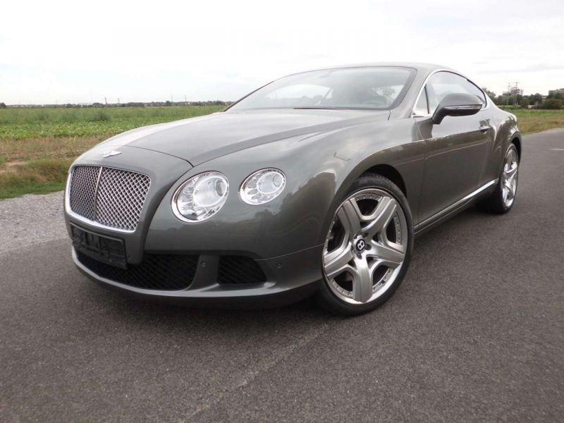 Bentley CONTINENTAL GT W12 Gris occasion à BEAUPUY