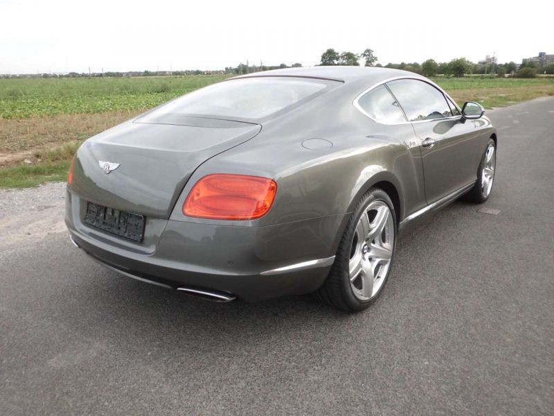 Bentley CONTINENTAL GT W12 Gris occasion à BEAUPUY - photo n°3
