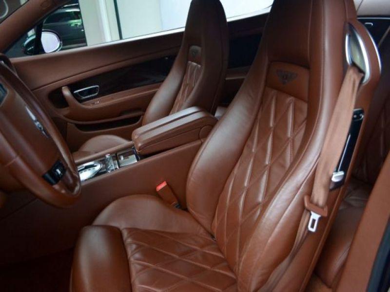 Bentley CONTINENTAL GT W12 Noir occasion à BEAUPUY - photo n°3