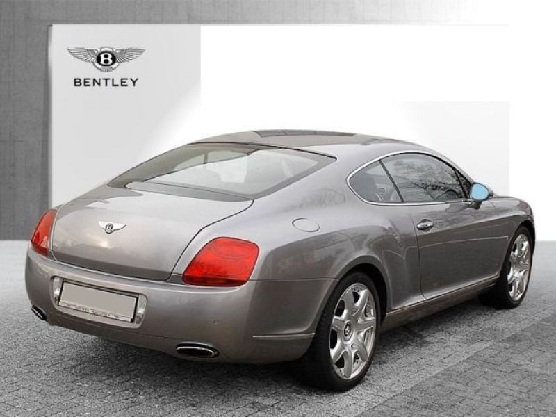 Bentley CONTINENTAL GT W12 Gris occasion à BEAUPUY - photo n°2