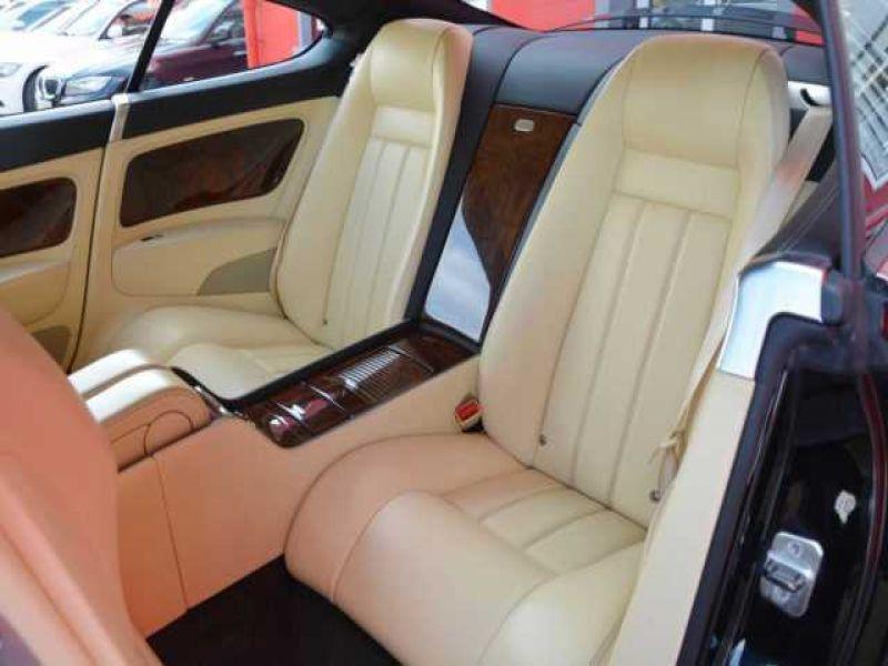 Bentley CONTINENTAL GT W12 Noir occasion à BEAUPUY - photo n°6