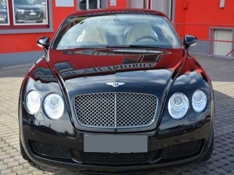 Bentley CONTINENTAL GT W12 Noir occasion à BEAUPUY - photo n°8