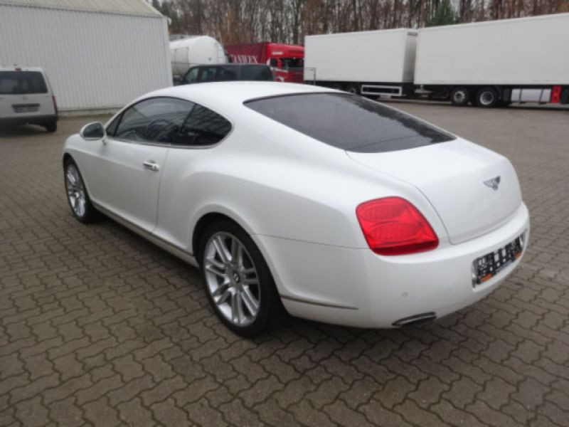 Bentley CONTINENTAL GT W12 Blanc occasion à BEAUPUY - photo n°2