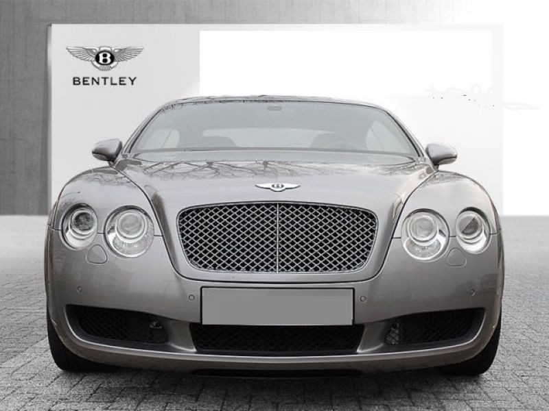 Bentley CONTINENTAL GT W12 Gris occasion à BEAUPUY - photo n°8