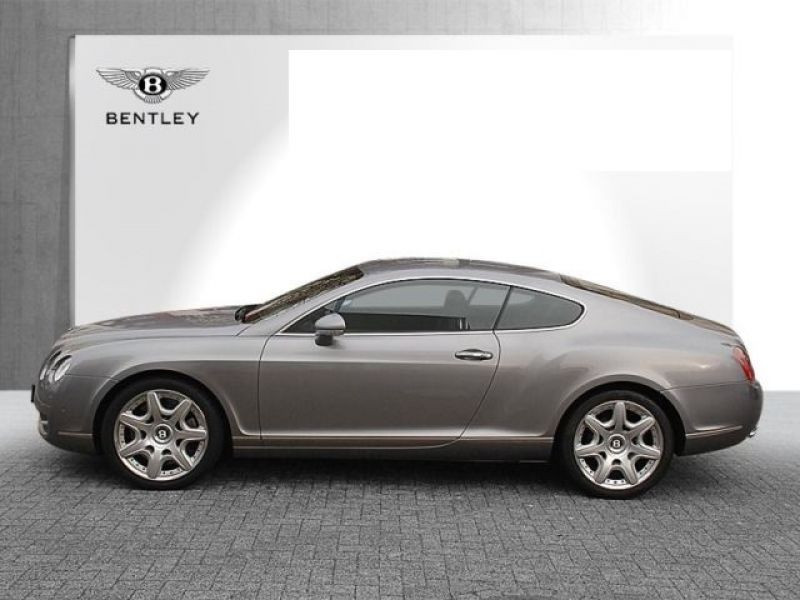 Bentley CONTINENTAL GT W12 Gris occasion à BEAUPUY - photo n°9