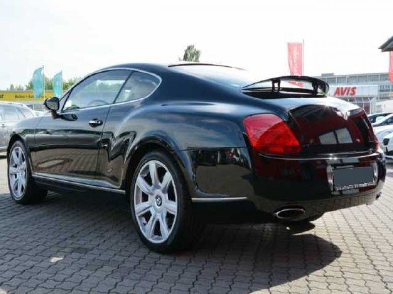 Bentley CONTINENTAL GT W12 Noir occasion à BEAUPUY - photo n°2