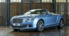 Bentley CONTINENTAL GTC Cabriolet Bleu à Mudaison 34