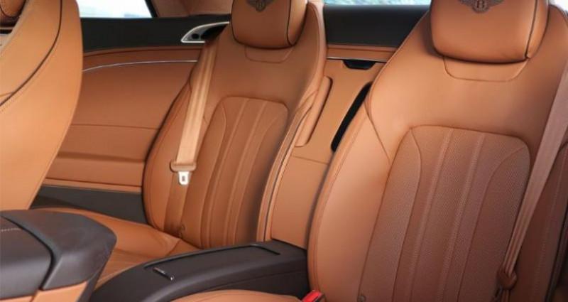 Bentley CONTINENTAL GTC V8 4.0  occasion à Monaco - photo n°6
