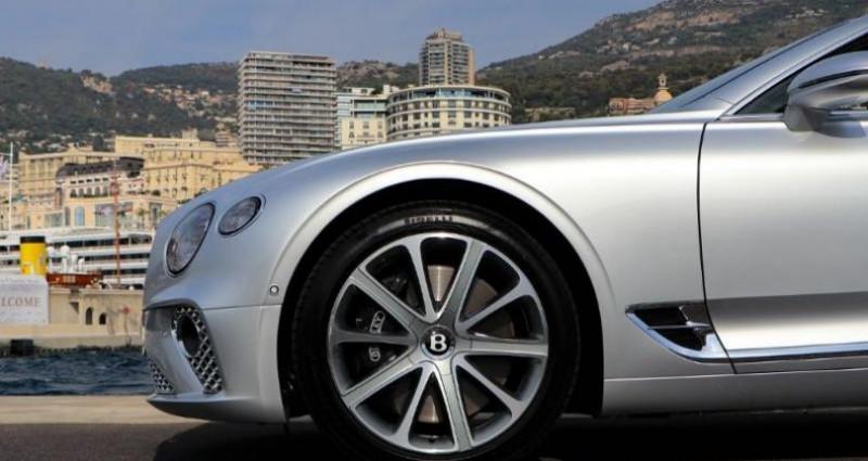 Bentley CONTINENTAL GTC V8 4.0  occasion à Monaco - photo n°7