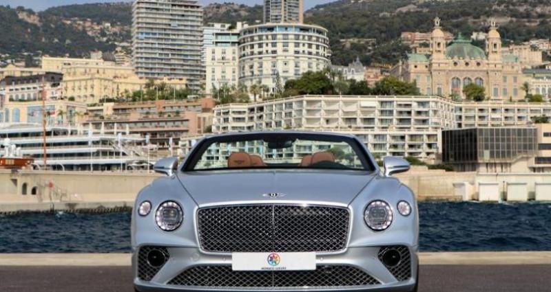 Bentley CONTINENTAL GTC V8 4.0  occasion à Monaco - photo n°2