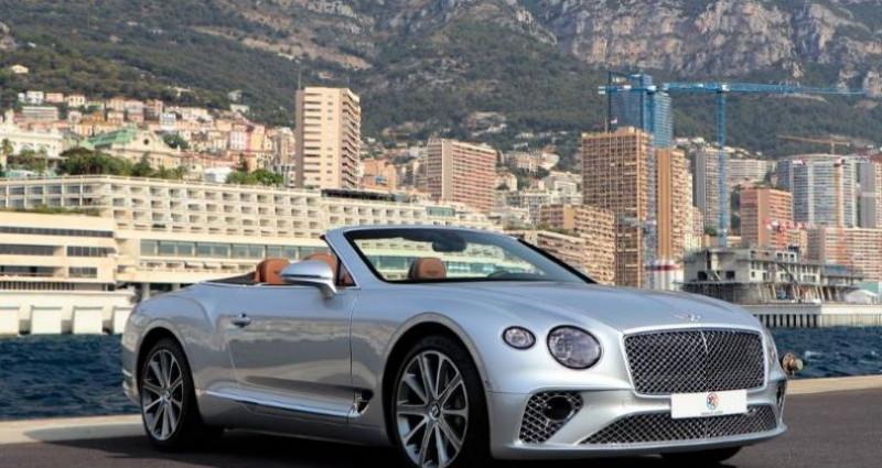 Bentley CONTINENTAL GTC V8 4.0  occasion à Monaco - photo n°3