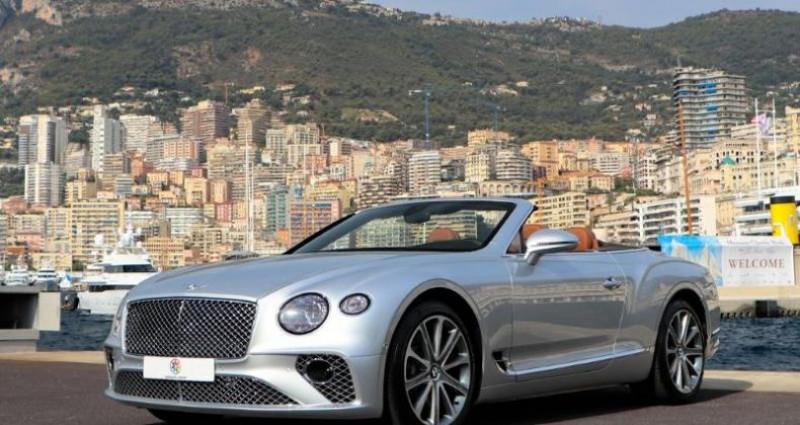 Bentley CONTINENTAL GTC V8 4.0  occasion à Monaco