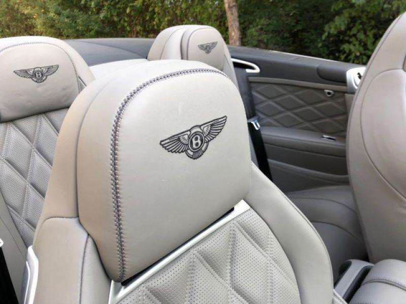 Bentley CONTINENTAL GTC V8 Gris occasion à BEAUPUY - photo n°8