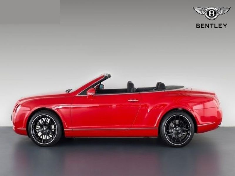 Bentley CONTINENTAL GTC W12 Rouge occasion à BEAUPUY - photo n°6