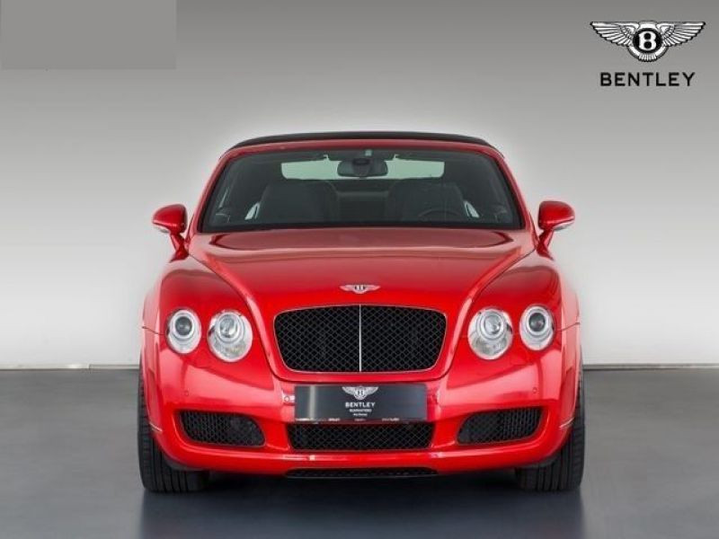 Bentley CONTINENTAL GTC W12 Rouge occasion à BEAUPUY - photo n°7