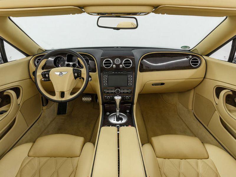 Bentley CONTINENTAL GTC W12 Gris occasion à BEAUPUY - photo n°1